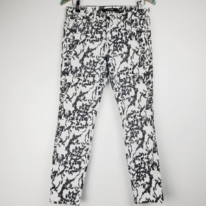 Joe's Jeans High Water Snake Print Pant Sz 27 NWOT